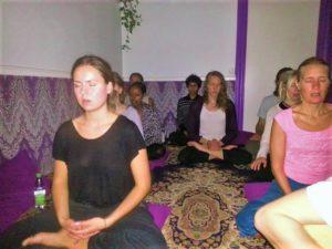 Yoga & meditation kurser