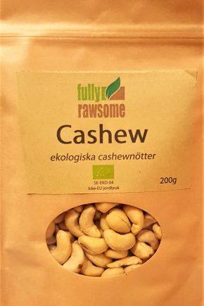 köp ekologiska cashewnötter