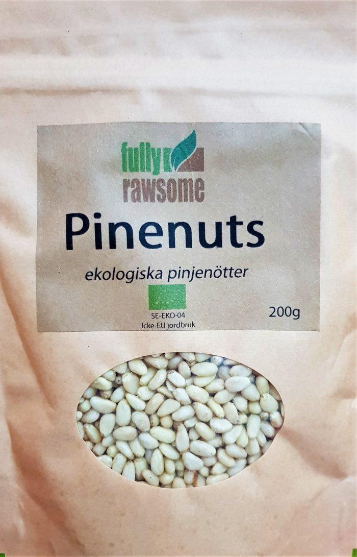 köp pinjenötter