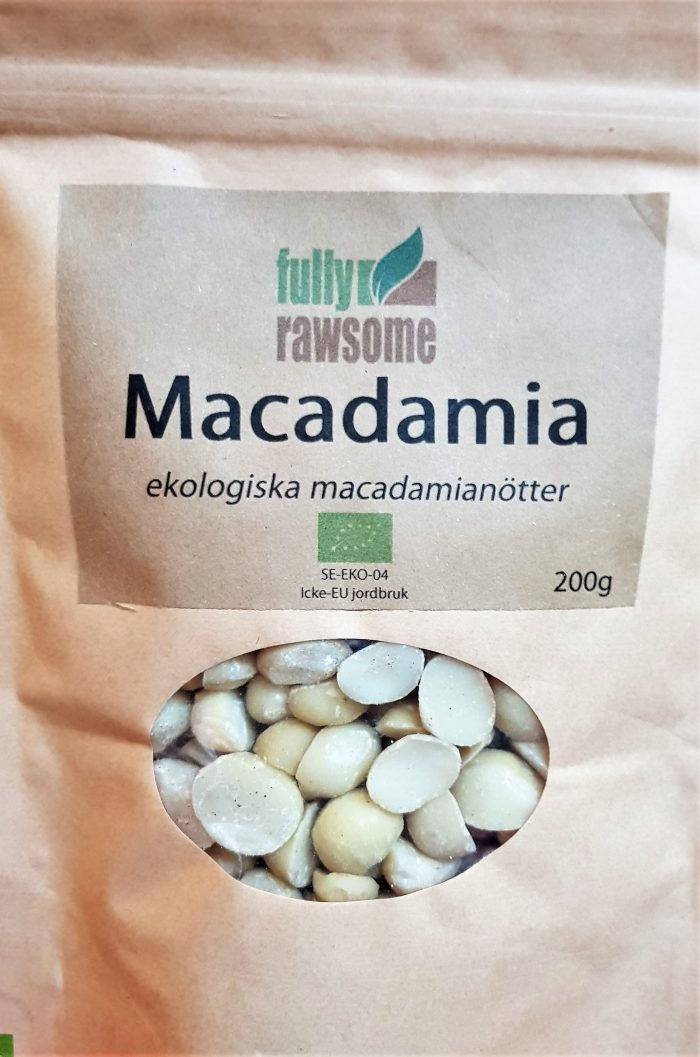 köp macadamia nötter