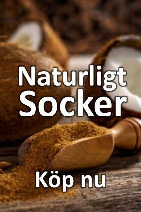 Naturligt Socker