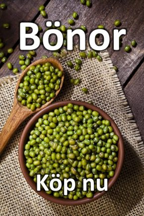 Säd och Bönor